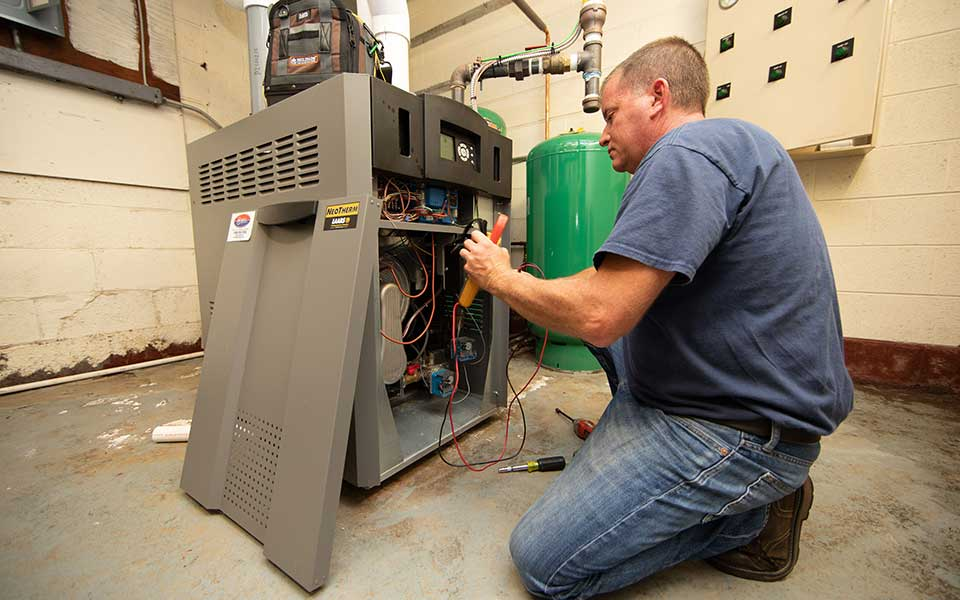 Geisel offers HVAC repair, maintenance, and installation services