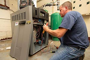 Boiler service and installation in Ohio.